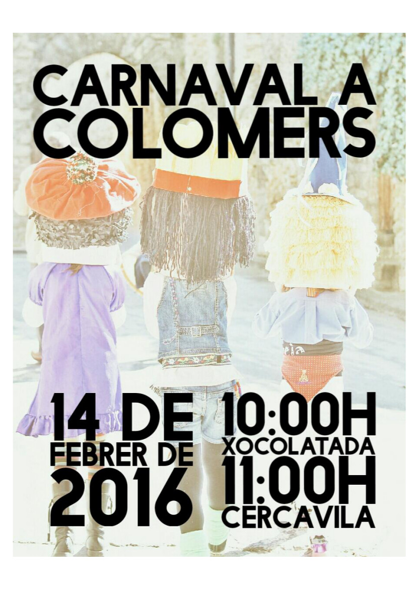 carnaval Colomers 2016